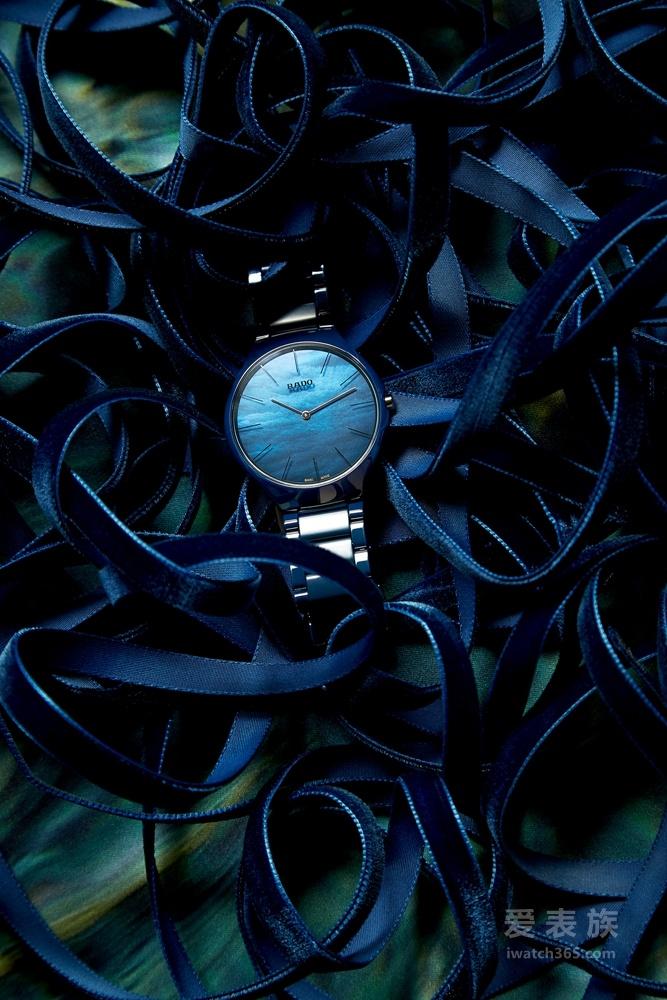 源于自然 现于RADO瑞士雷达表RADO瑞士雷达表True Thinline真薄系列自然系腕表