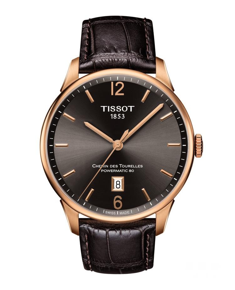 【2018巴塞尔表展】天梭表携群星助阵 感受杜鲁尔系列全新腕表蕴含的时刻魅力