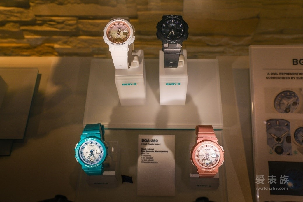 无限,进化,卓耀不凡 卡西欧亮相2018巴塞尔国际钟表珠宝展