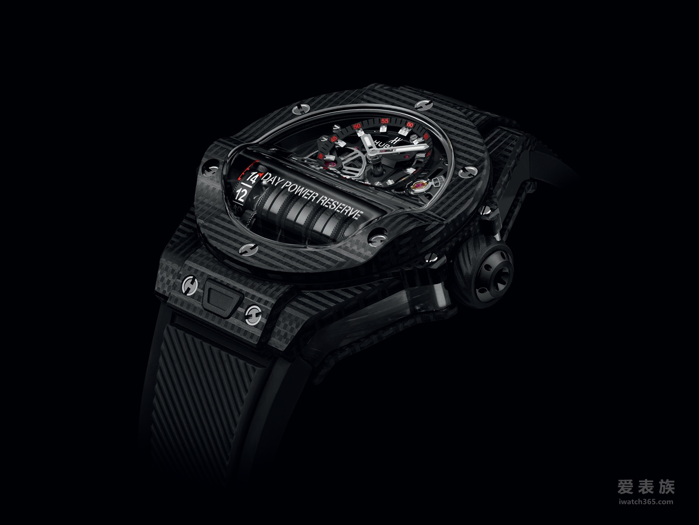 宇舶 HUBLOT BIG BANG MP-11超长动力腕表