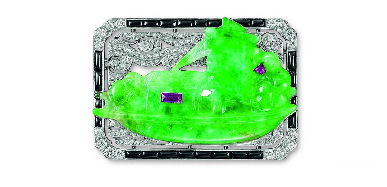 """""""尚之以琼华""""CHAUMET故宫展览一周年回顾不容错过的CHAUMET珍宝艺术之旅再次来袭"""