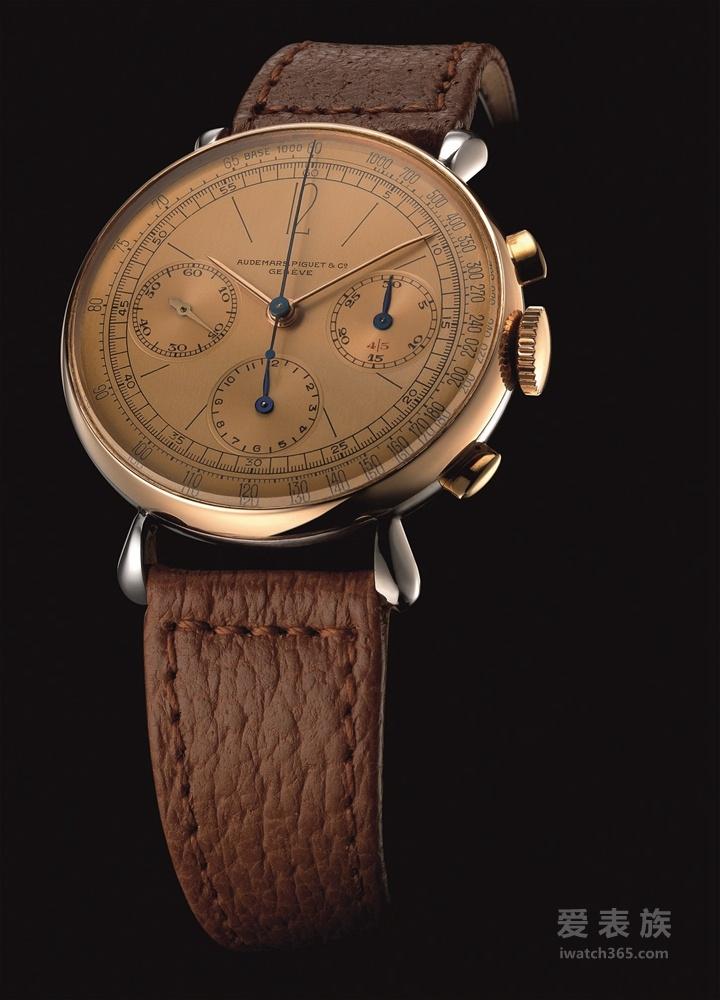 爱彼推出首部二十世纪复杂功能腕表专著