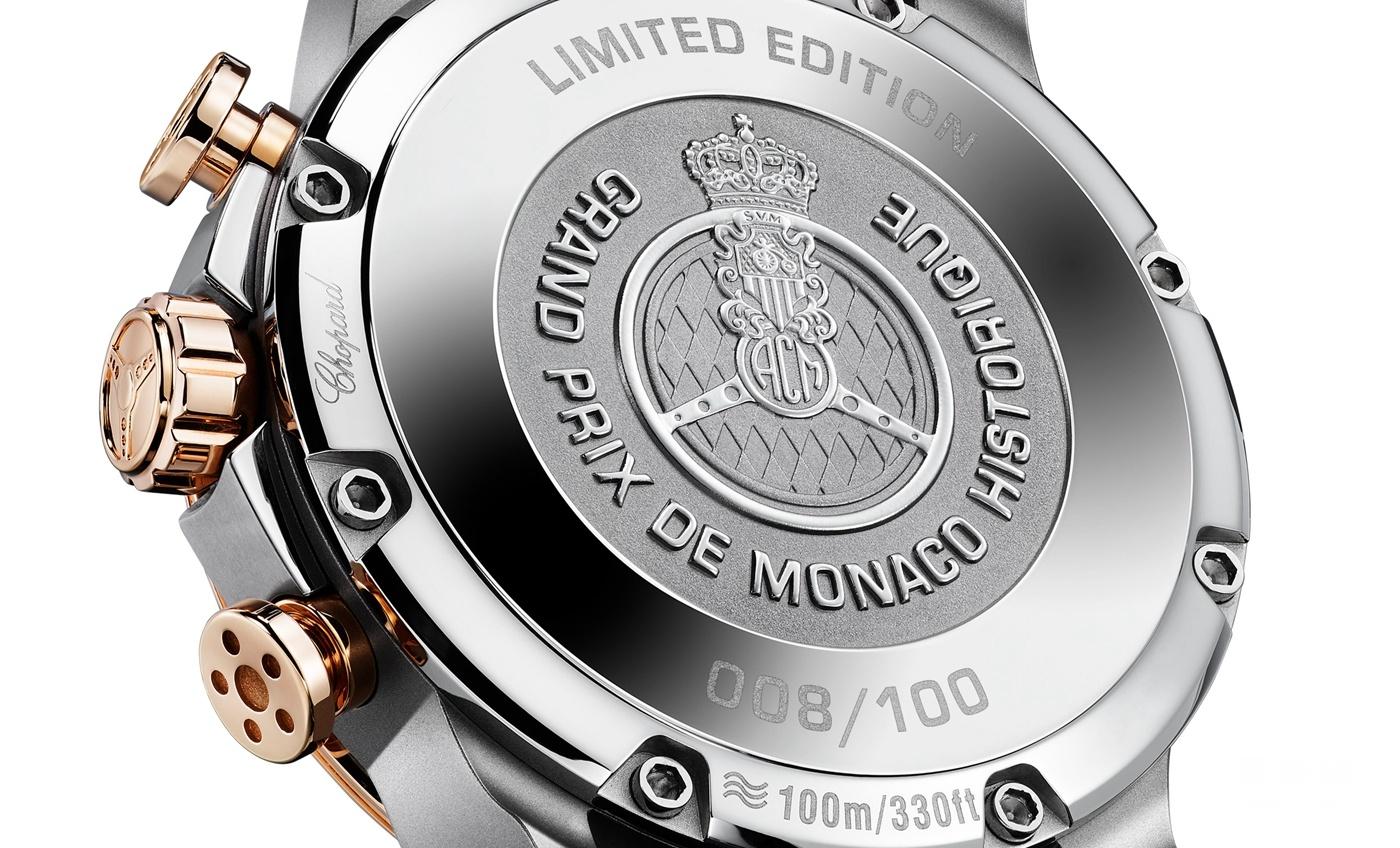 Chopard萧邦Grand Prix de Monaco Historique 2018竞赛版腕表