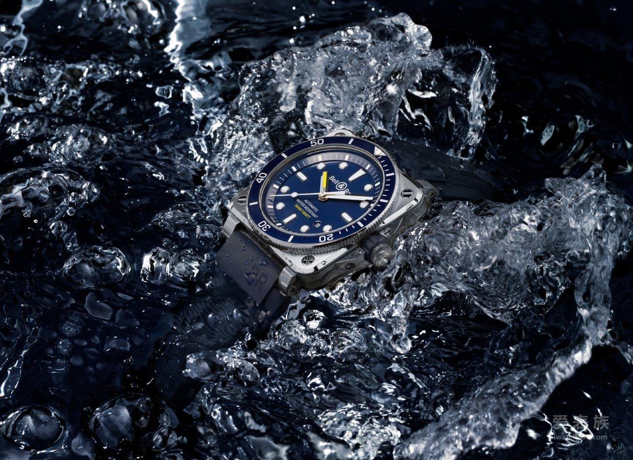 Bell-Ross-Blue-Diver