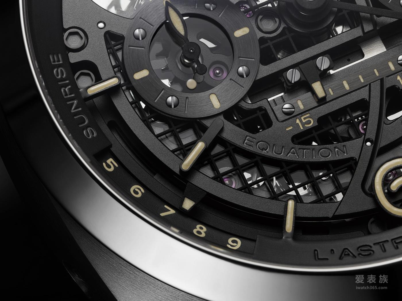 PAM00920腕表镂空表盘