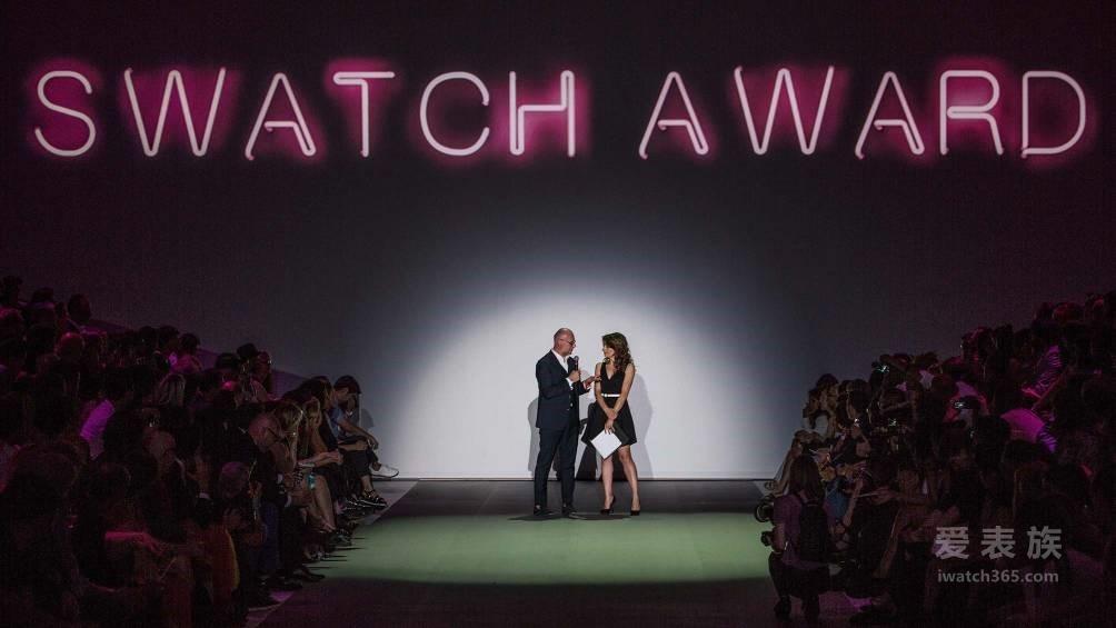 SWATCH宣布艺术品比赛入围者