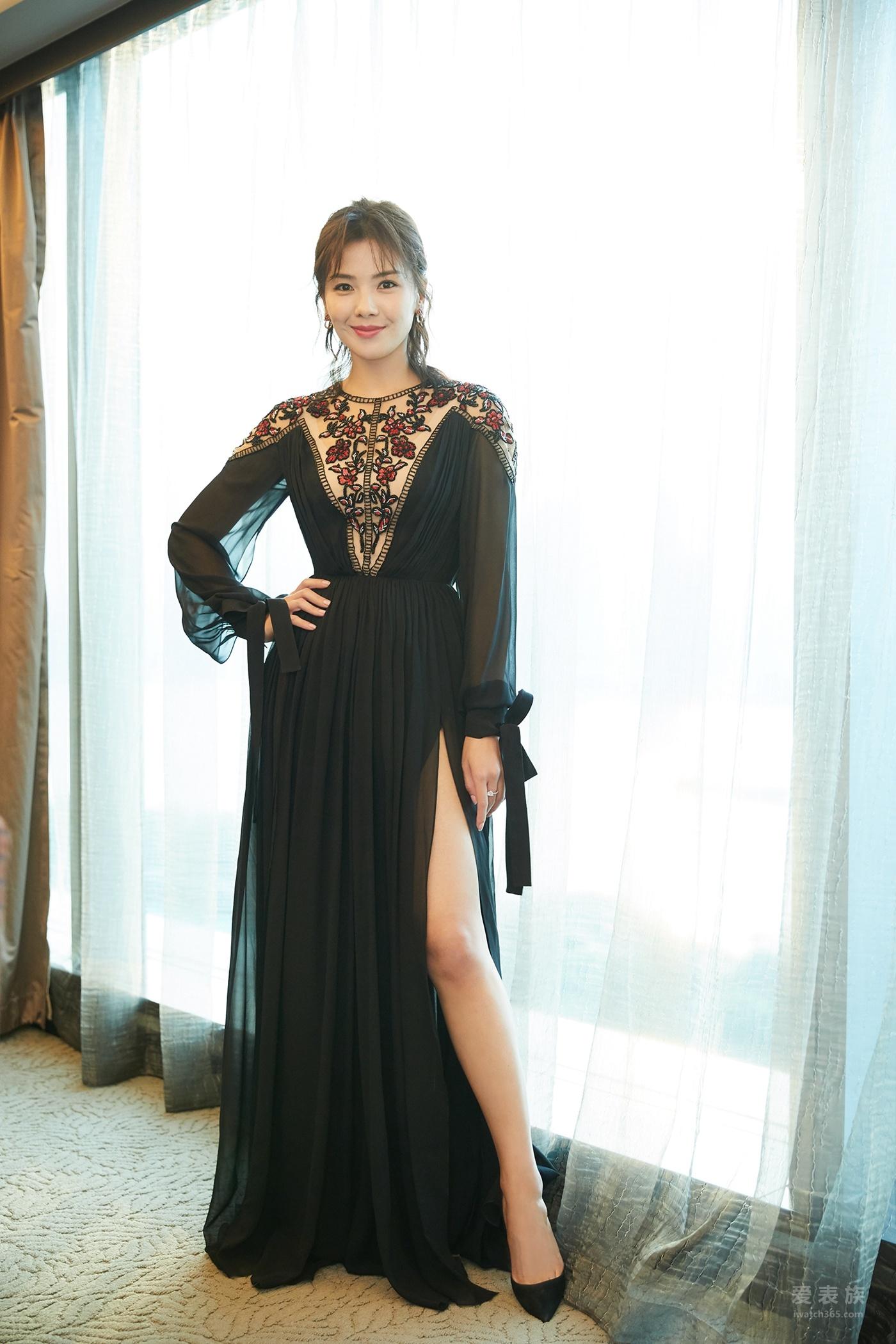 刘涛佩戴Chopard萧邦珠宝亮相第24届上海电视节