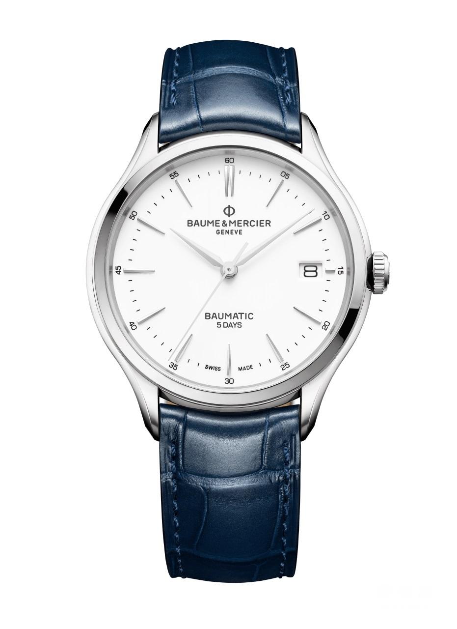 陈坤演绎名士克里顿系列Baumatic™ 腕表