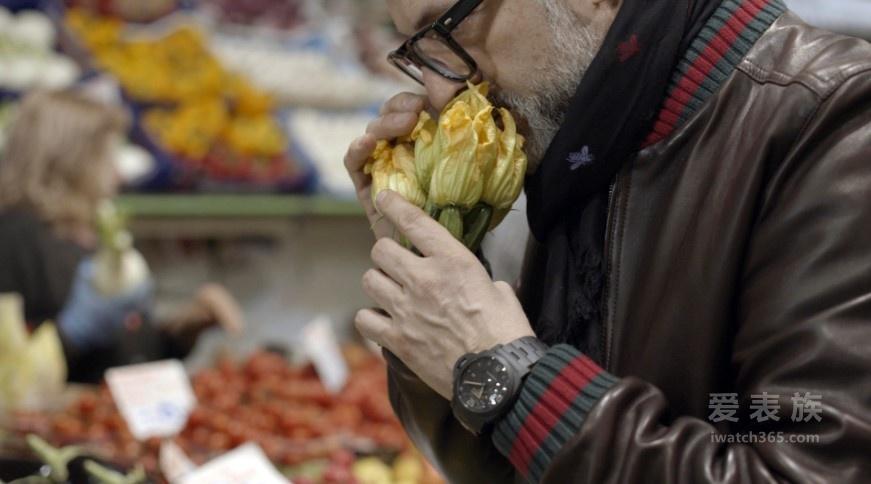 名厨 MASSIMO BOTTURA 演绎全新「PANERAI TRAITS」短片