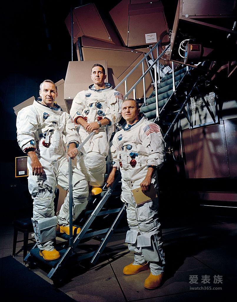 阿波罗8号宇航员