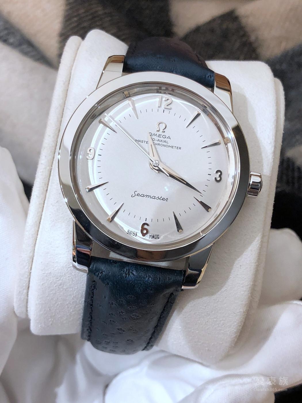 硬汉群中的斯文人---欧米茄海马1948限量版腕表