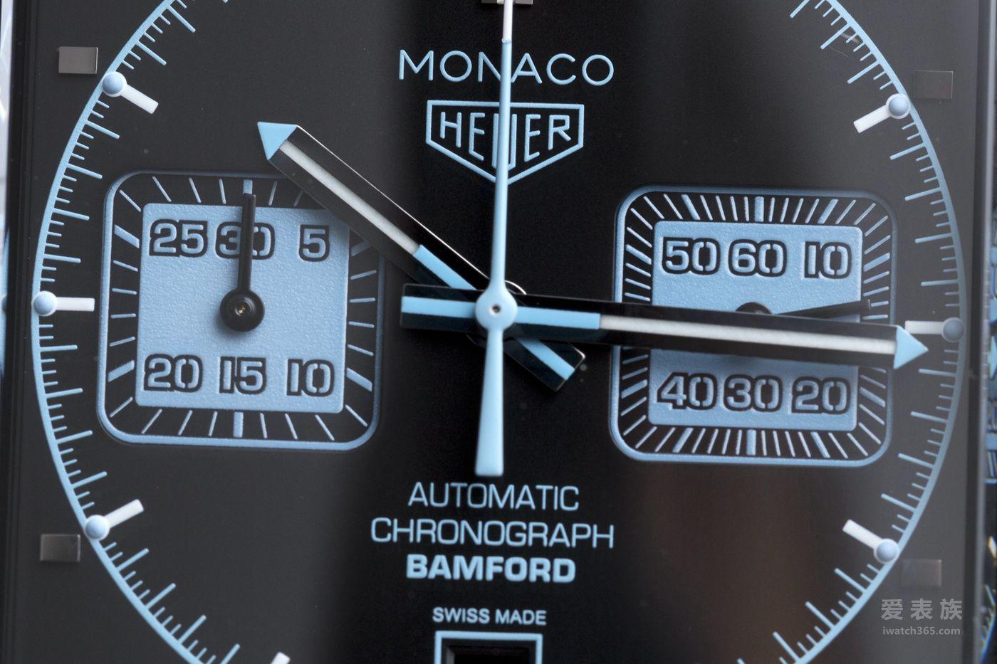 摩纳哥系列Bamford腕表