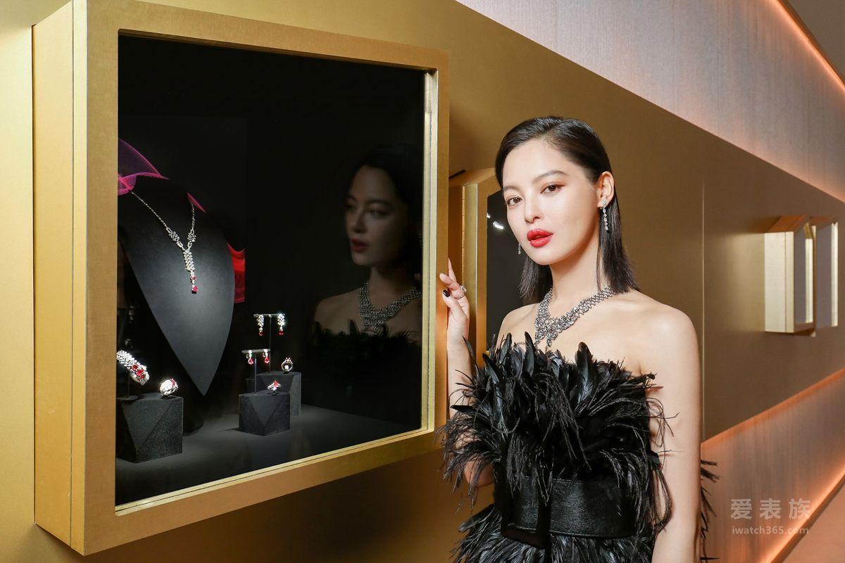 卡地亚全新COLORATURA高级珠宝展焕耀京城
