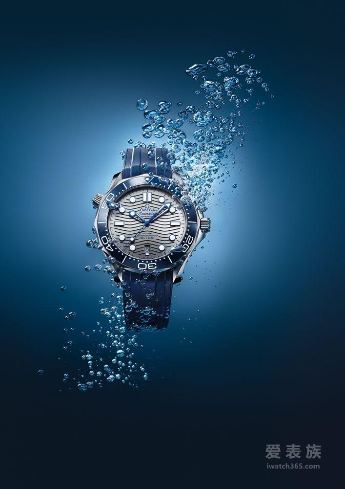 绅士的深海之选——欧米茄海马系列300米潜水表