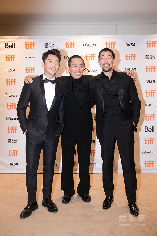 王千源佩戴Chopard萧邦L.U.C系列腕表亮相多伦多电影节