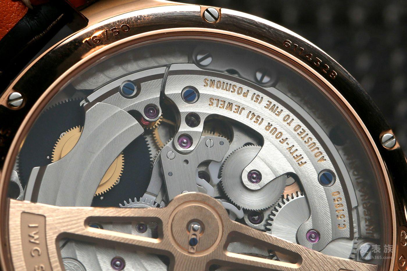 """合二为一的葡萄牙系列万年历陀飞轮腕表""""150周年""""特别版"""