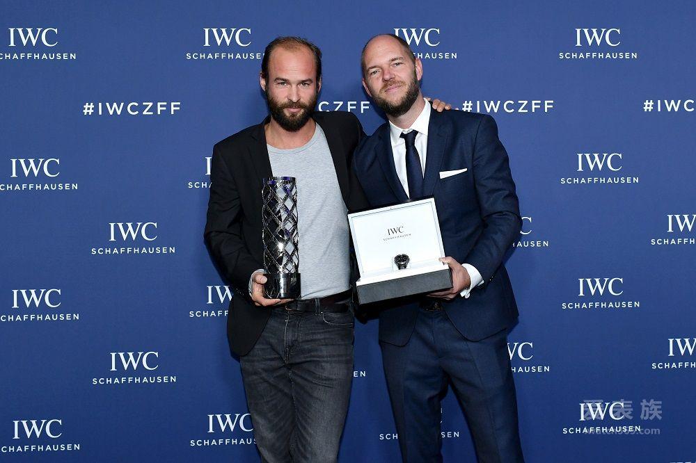 好莱坞影星戴夫·帕特尔于第十四届苏黎世电影节 颁出第四届杰出电影人大奖