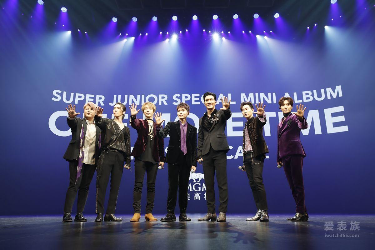 雕刻隽永时光,记录难忘爱意  Boucheron 宝诗龙携手 Super Junior 呈现全新单曲 MV