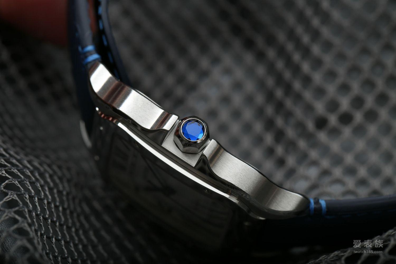 2018卡地亚山度士回归---最古老的男士腕表设计焕发新生