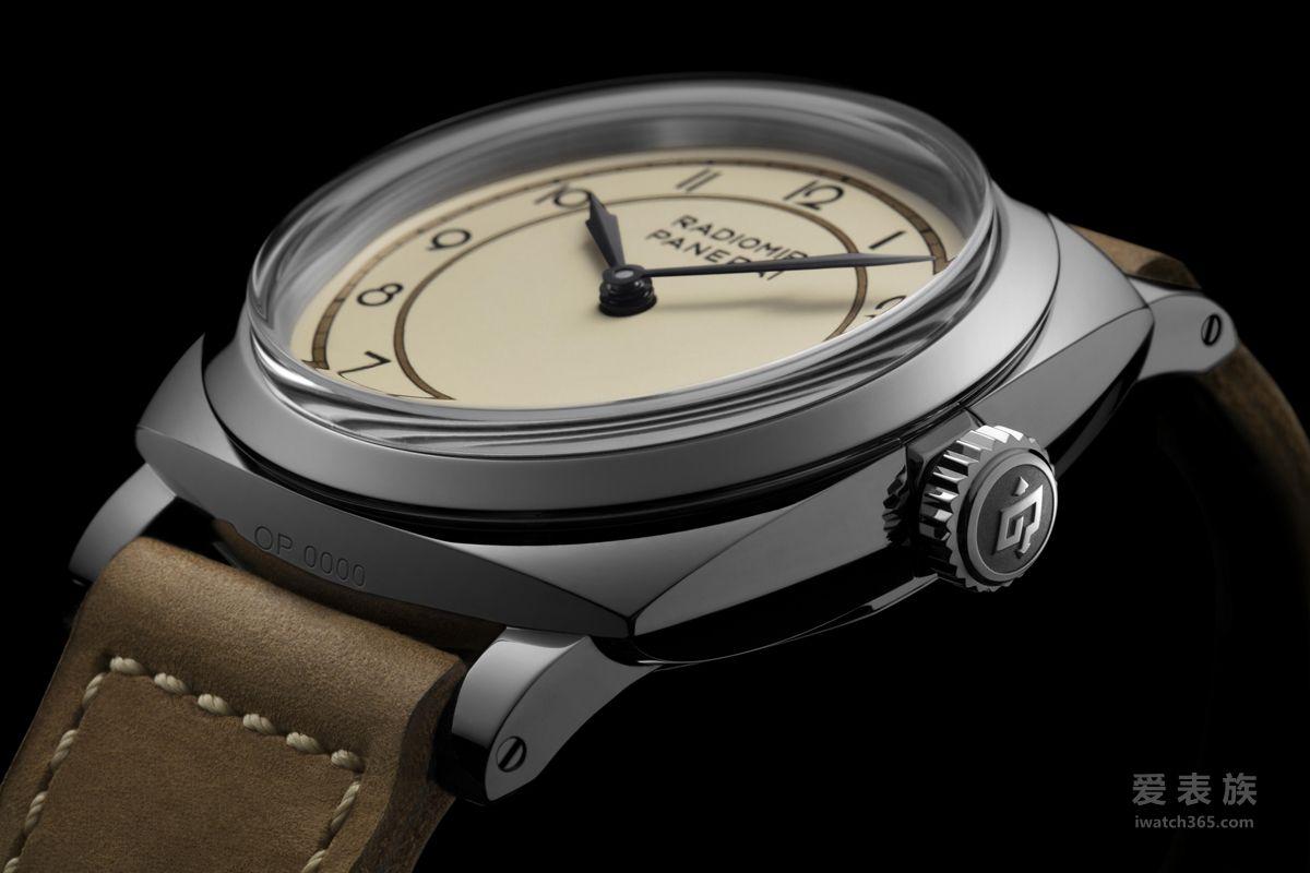 沛纳海RADIOMIR 1940全新表盘特别版腕表