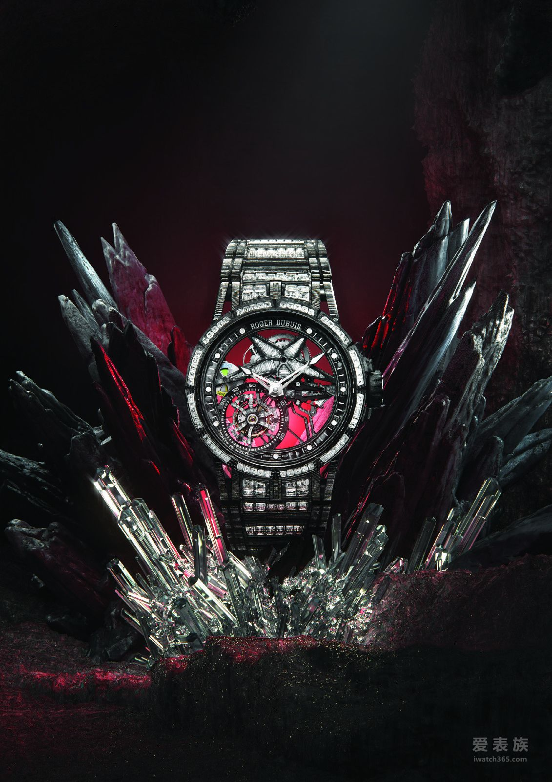 Roger Dubuis罗杰杜彼Mad but Swiss澳门震撼登场
