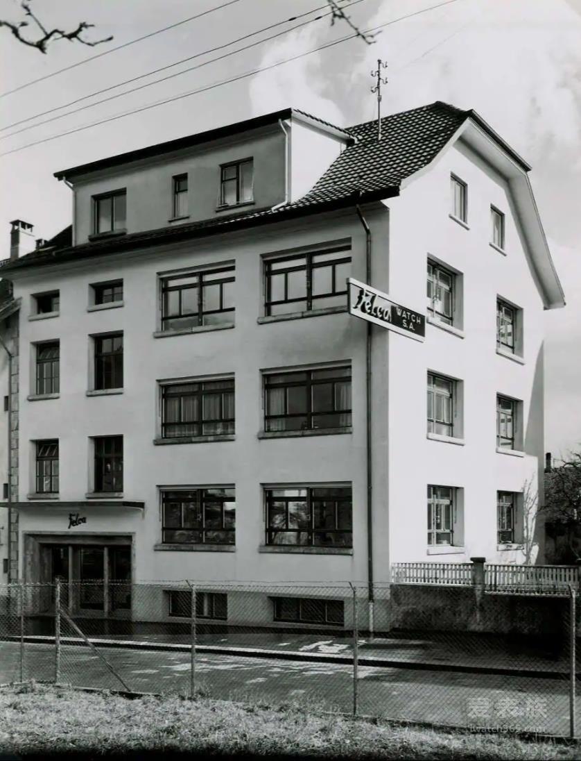 20世纪50年代的Felca公司大楼