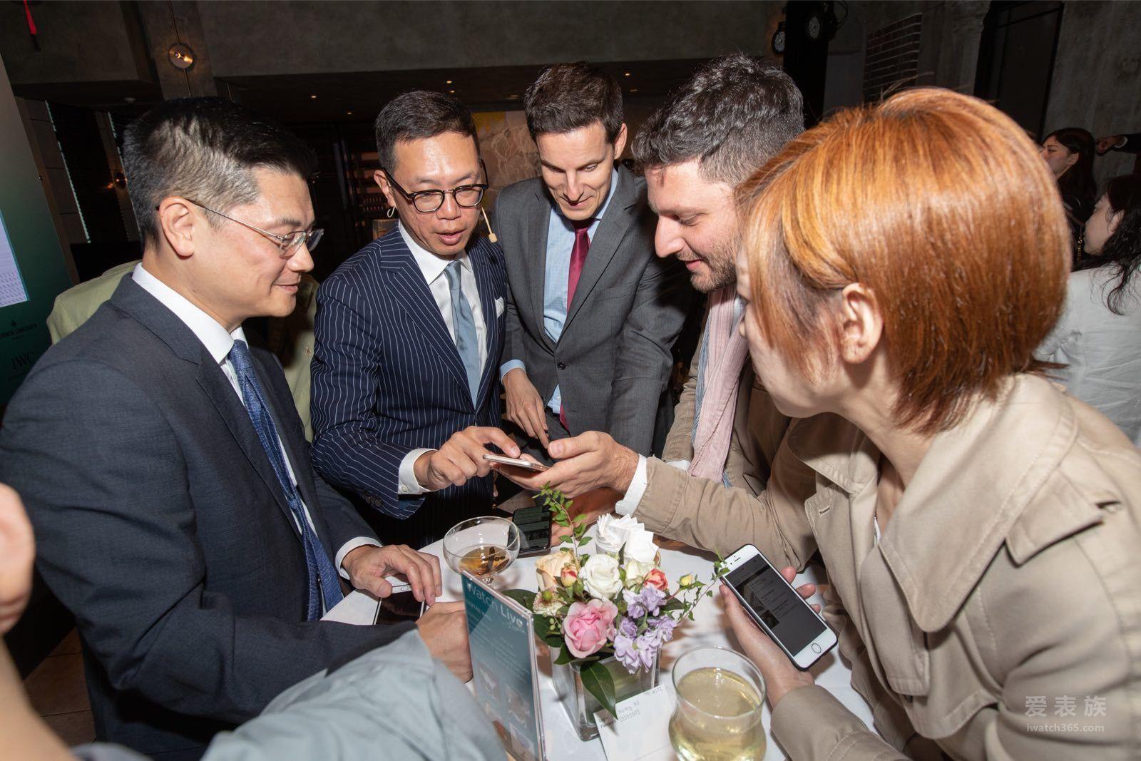瑞士高级制表基金会强化其在中国市场的品牌定位 Watch Live全球上市暨上海发布会