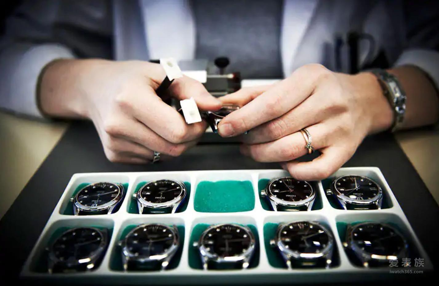 手表制造必须在瑞士进行最终检查。