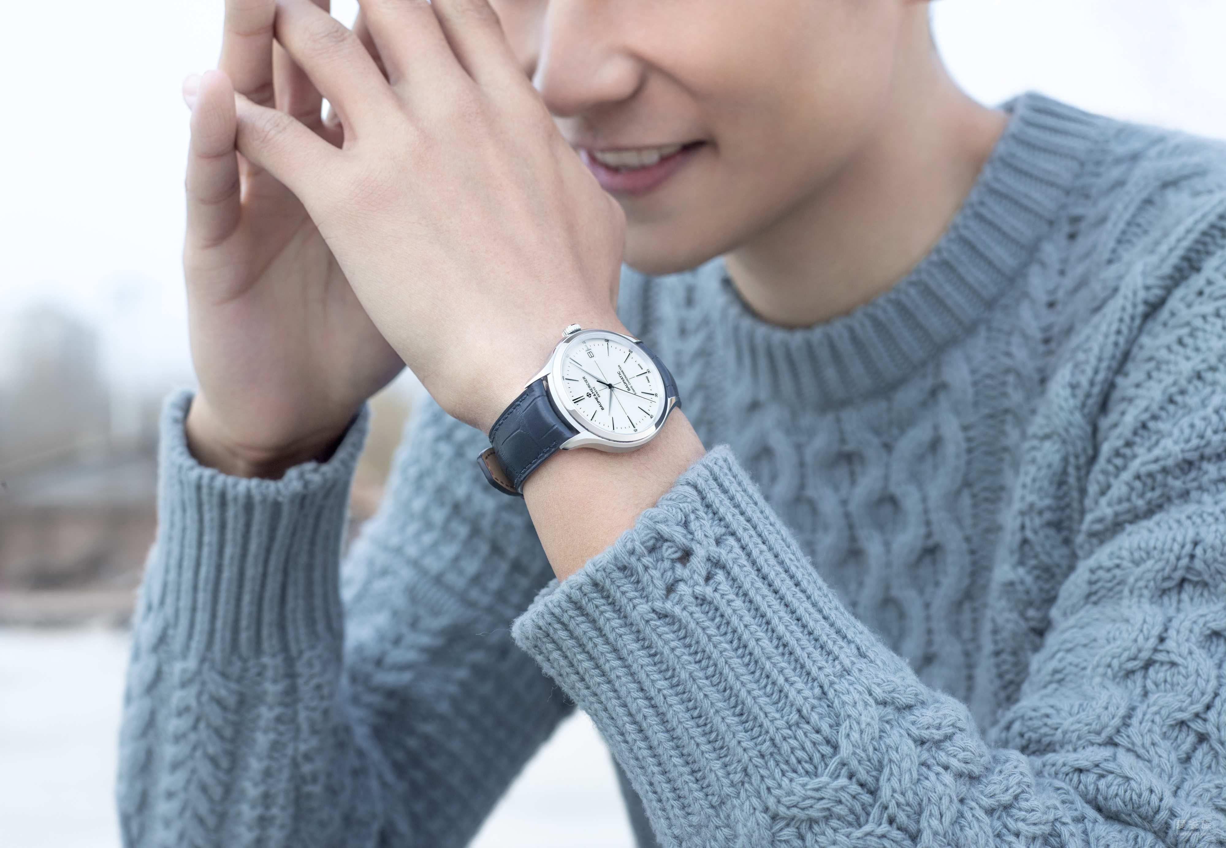 初冬的温暖守护 名士克里顿系列Baumatic™腕表相伴当代名士