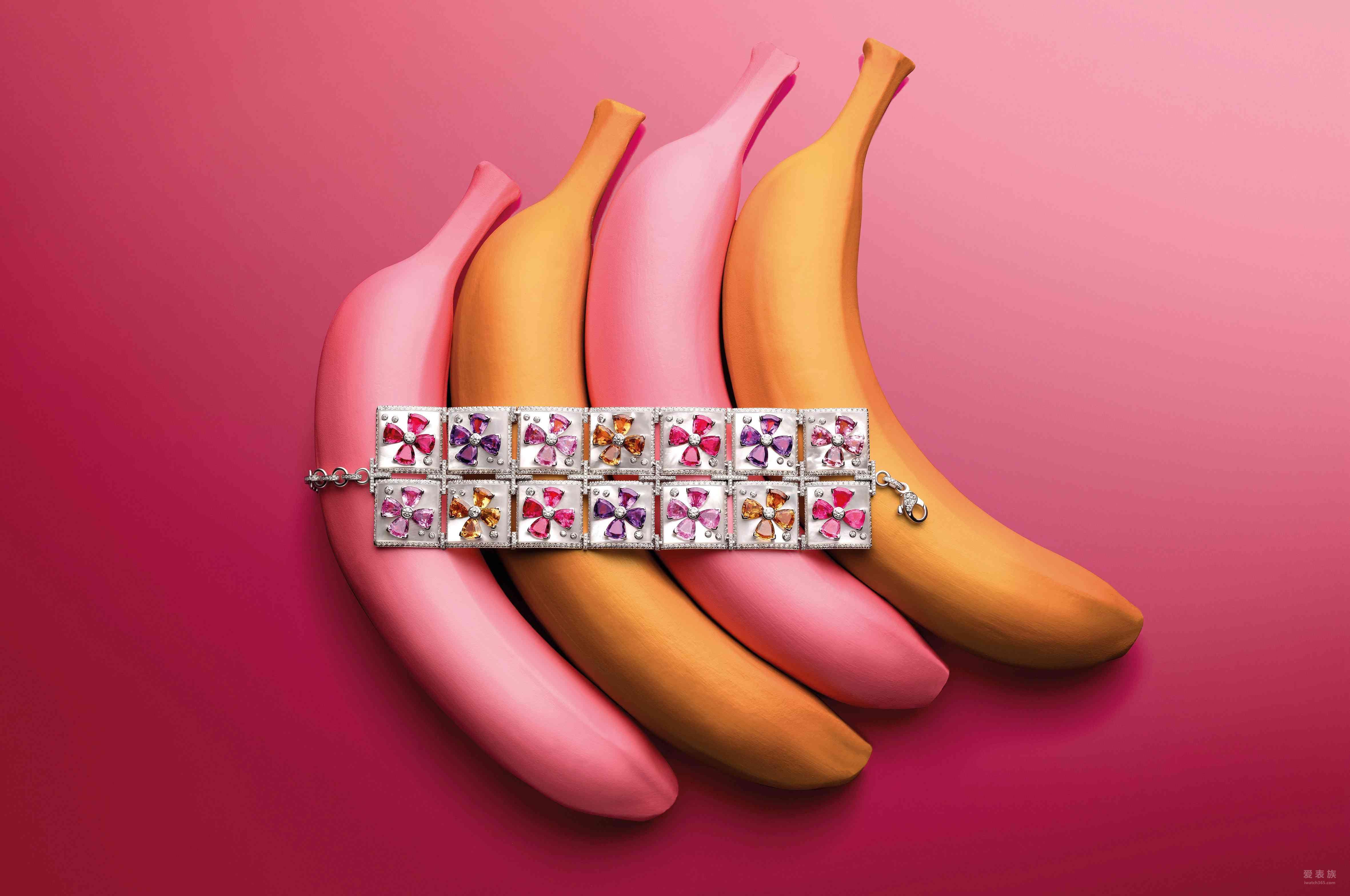 BVLGARI宝格丽Wild Pop高级珠宝系列将于北京璀璨亮相 带你闯入狂野80年代