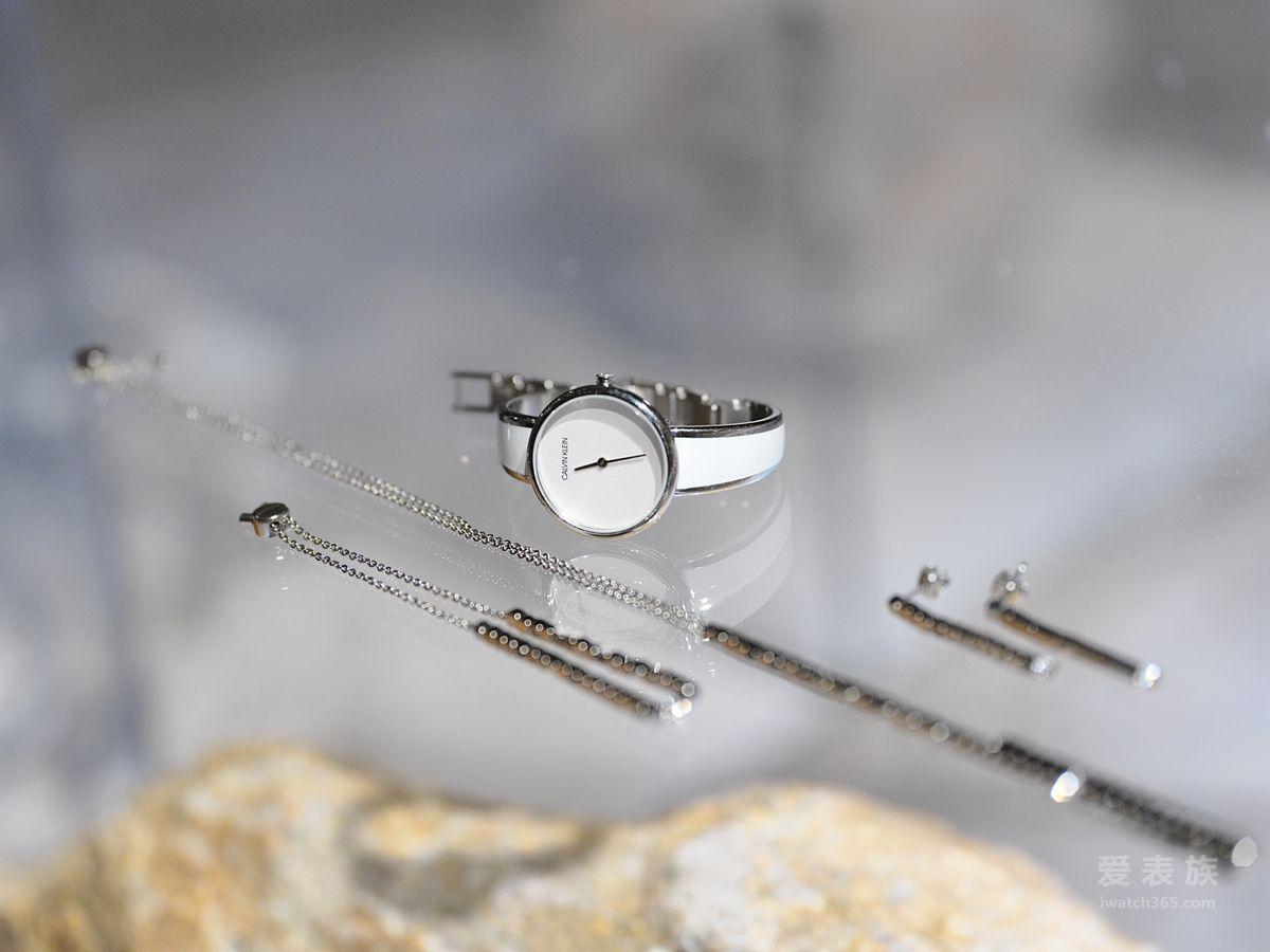 定義自我風格 捕捉你的誘惑時刻 CALVIN KLEIN腕表首飾Seduce誘惑系列腕表
