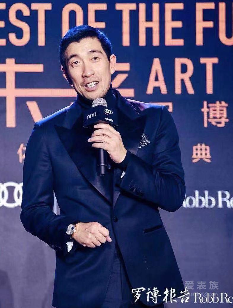 Chopard萧邦腕表伴众绅士男星优雅出席艺术盛典
