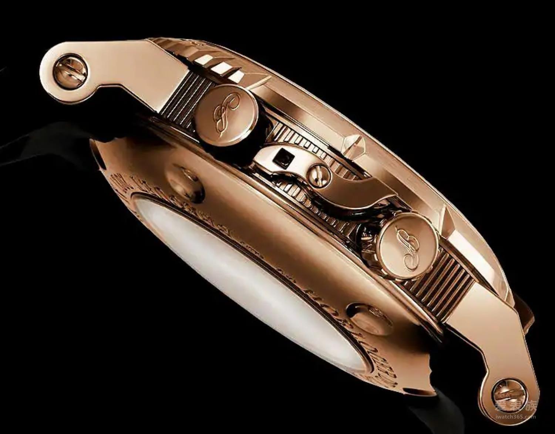 实用工具手表---Breguet Marine 5847