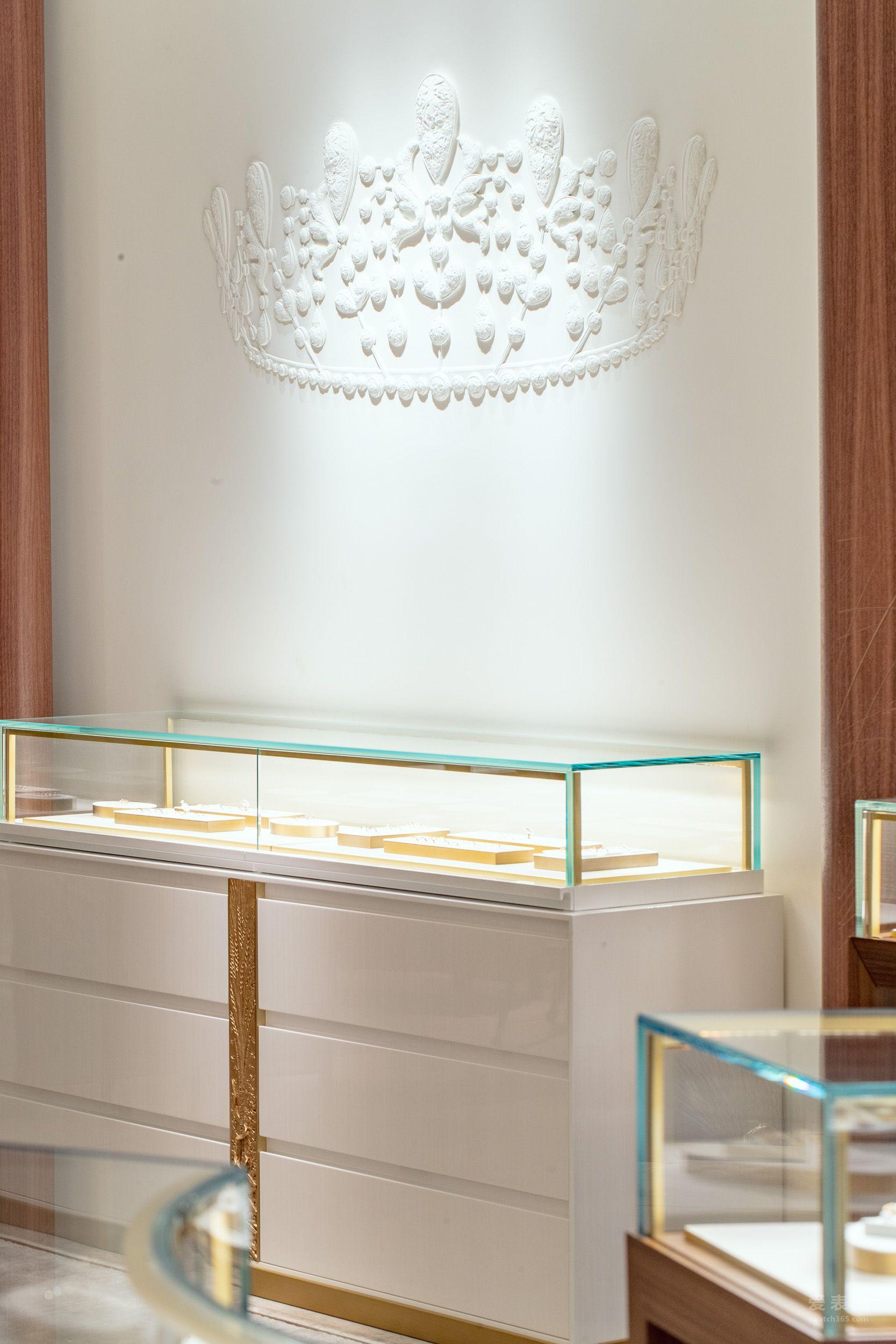 CHAUMET上海国金中心高级精品店全新揭幕 巴黎型格,重装升级