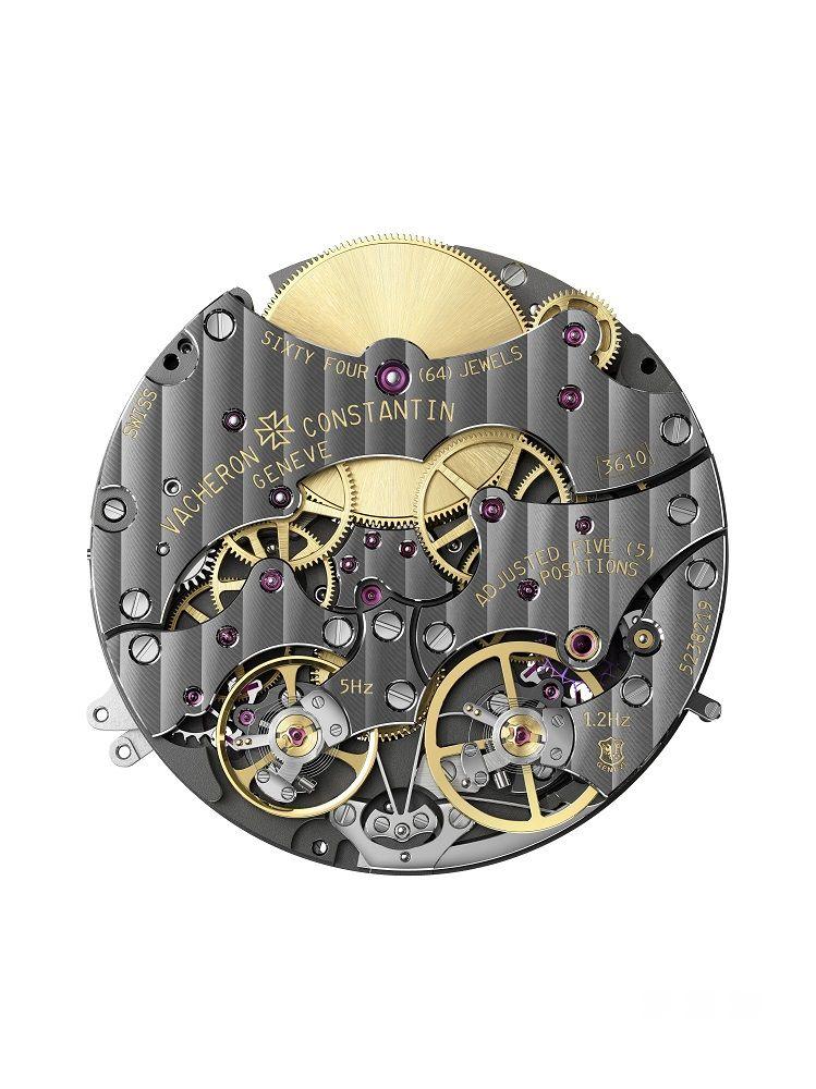 【2019SIHH】江诗丹顿传袭系列双重芯率万年历腕表 功能与创新的重大突破