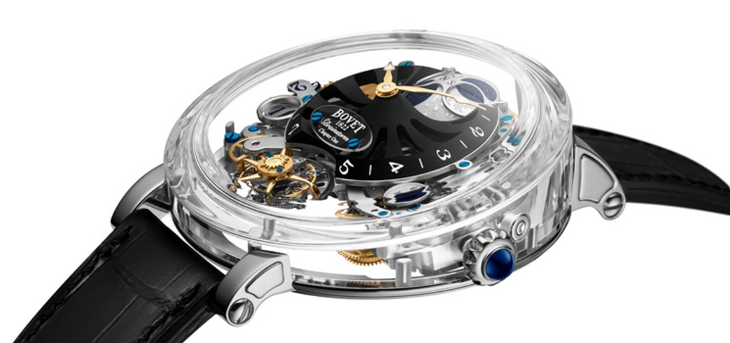 【SIHH2019】播威BOVET 1822  Récital 26 Brainstorm® Chapter One腕表