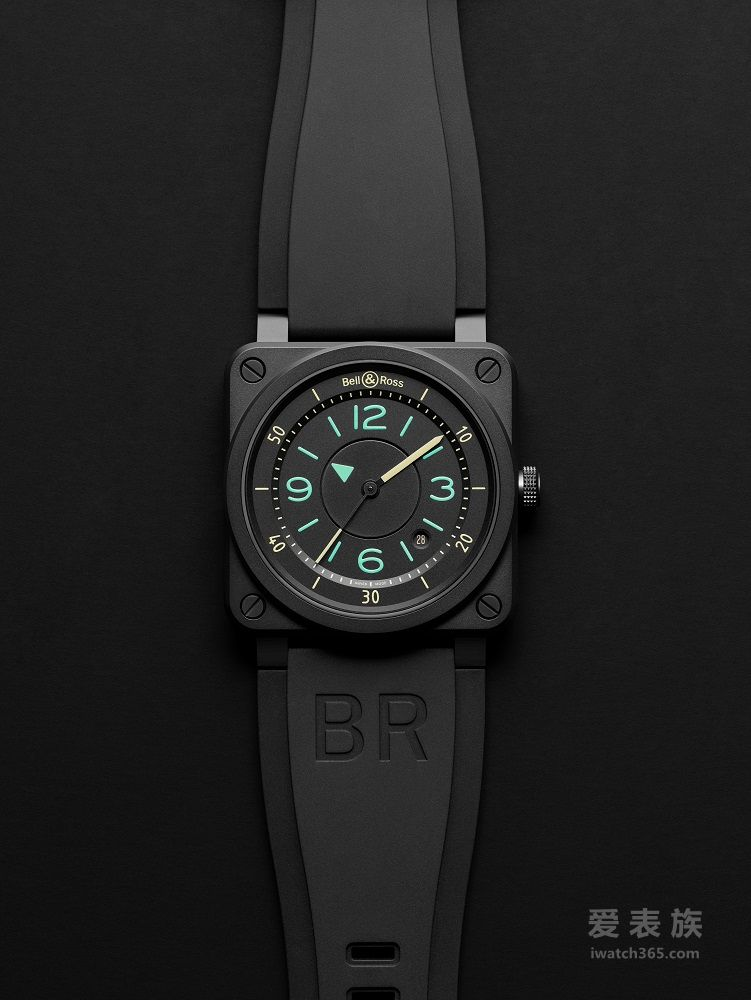 从飞机驾驶舱到手腕: Bell & Ross柏莱士全新巴塞尔新款 BR 03-92 BI-COMPASS 腕表