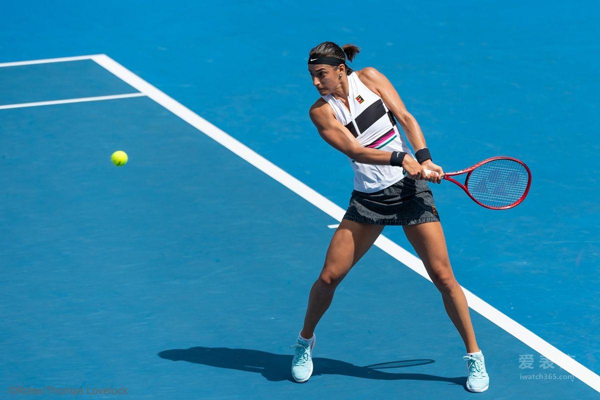 2019 年澳大利亚网球公开赛 揭开劳力士担任四大满贯赛事® 合作伙伴的首个赛季序幕