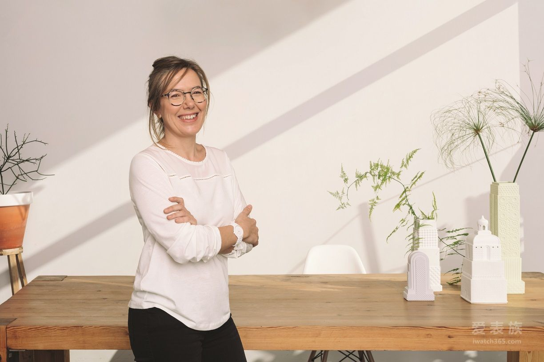 RADO瑞士雷达表携手西班牙知名设计师茵玛·贝穆德斯(Inma Bermúdez)联袂呈献