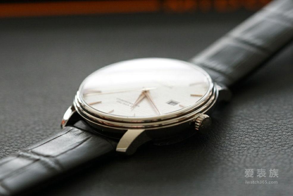 瑞士美度表BARONCELLI贝伦赛丽系列硅游丝长动能天文台认证男士腕表
