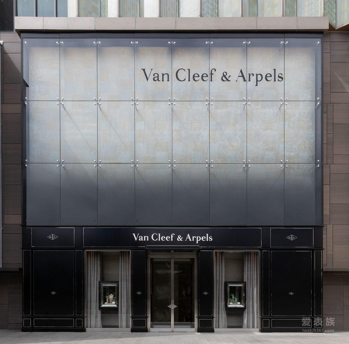 双城记 两地书 Van Cleef & Arpels梵克雅宝优雅揭幕京沪全新旗舰店