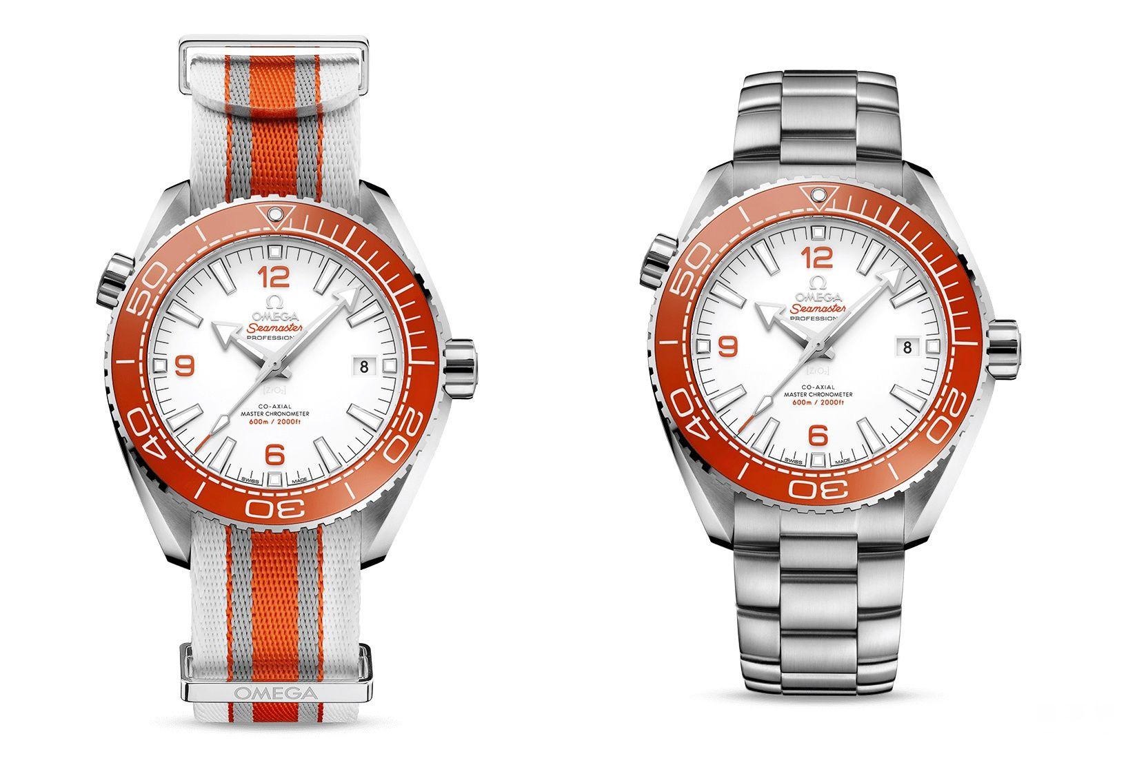 2019年欧米茄最值得买的手表 