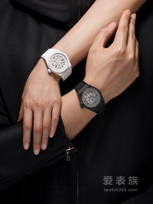 超卓先锋之美 睿智与纯粹 ZENITH真力时全新DEFY CLASSIC陶瓷系列腕表