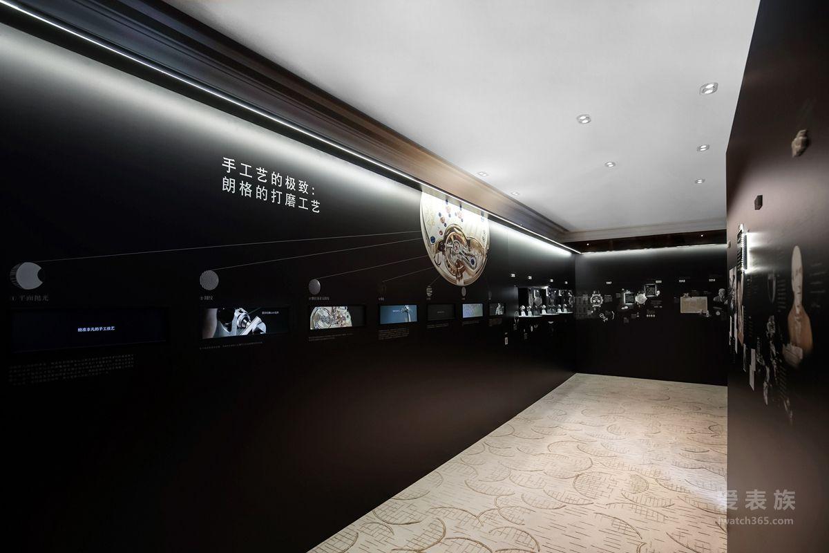 """""""雕刻時光""""  朗格2019年新作暨制表工藝巡展正式在上海啟程"""