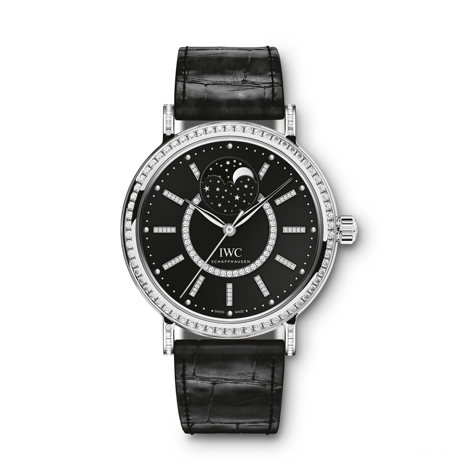 我享我們在一起 IWC萬國表為張若昀唐藝昕打造專屬腕表