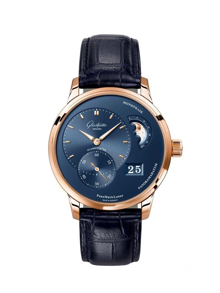 多彩型格 腕間夏意 格拉蘇蒂原創夏日腕表推薦