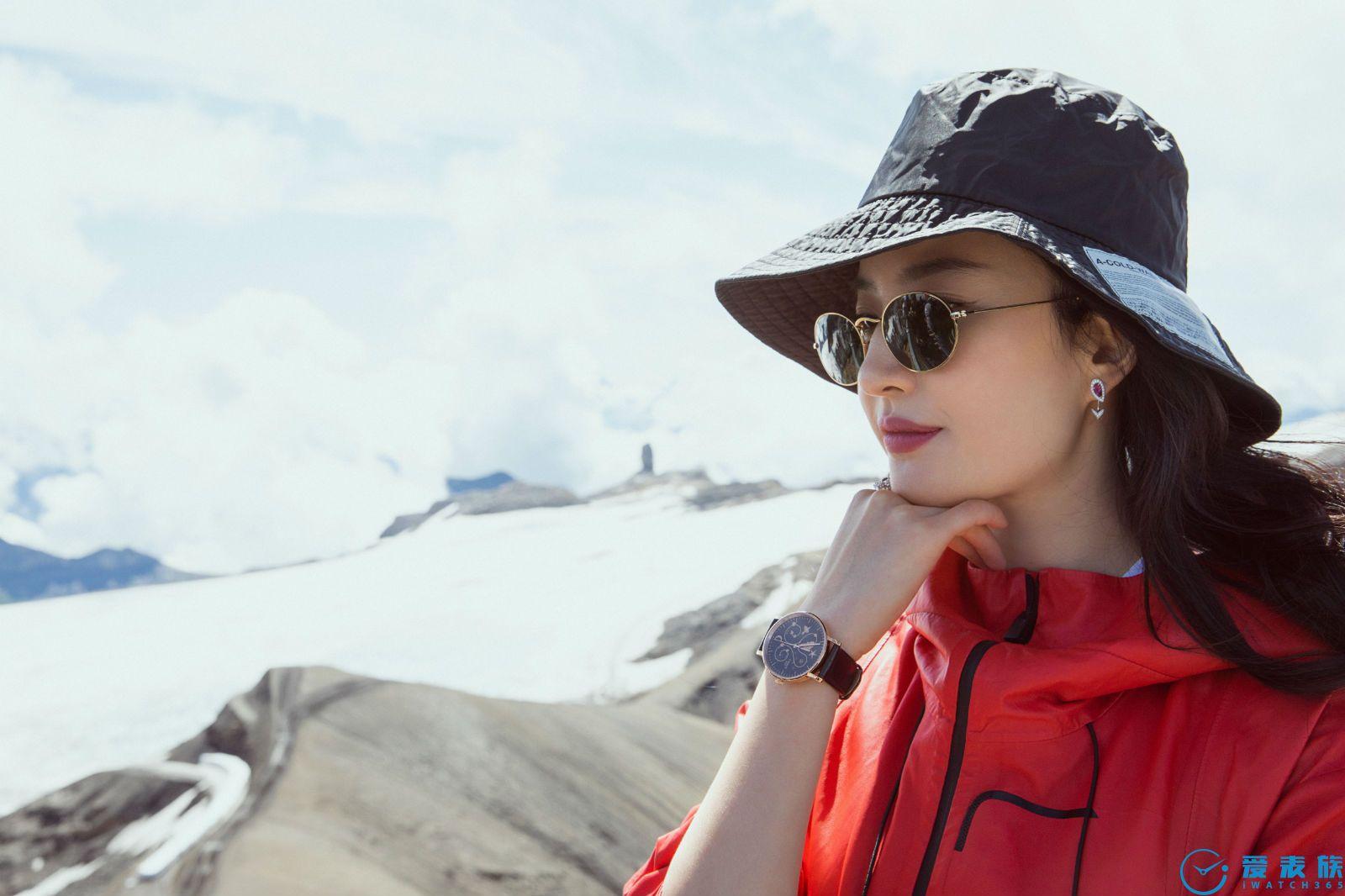 这一刻 因我而生 天梭表于雪山之巅为您精准计时 以腾智系列腕表与您共探创新魅力