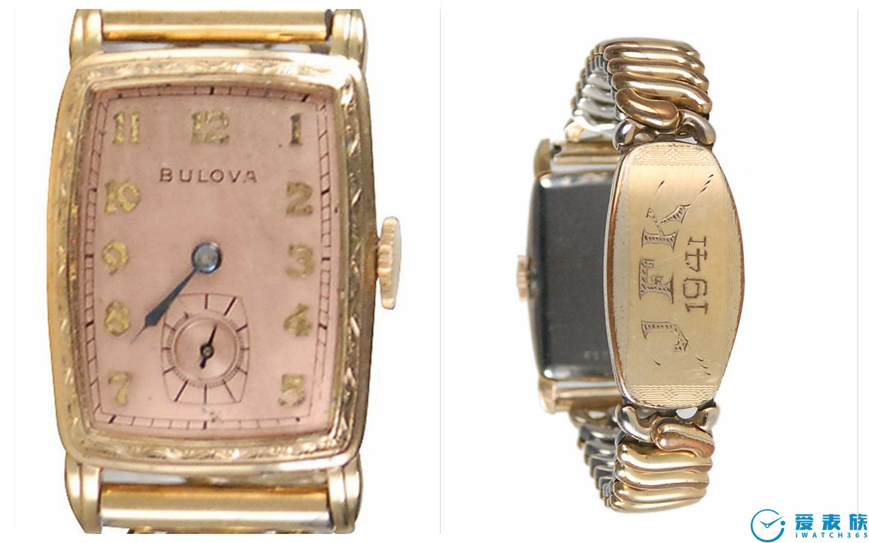时间档案:JFK肯尼迪总统的手表