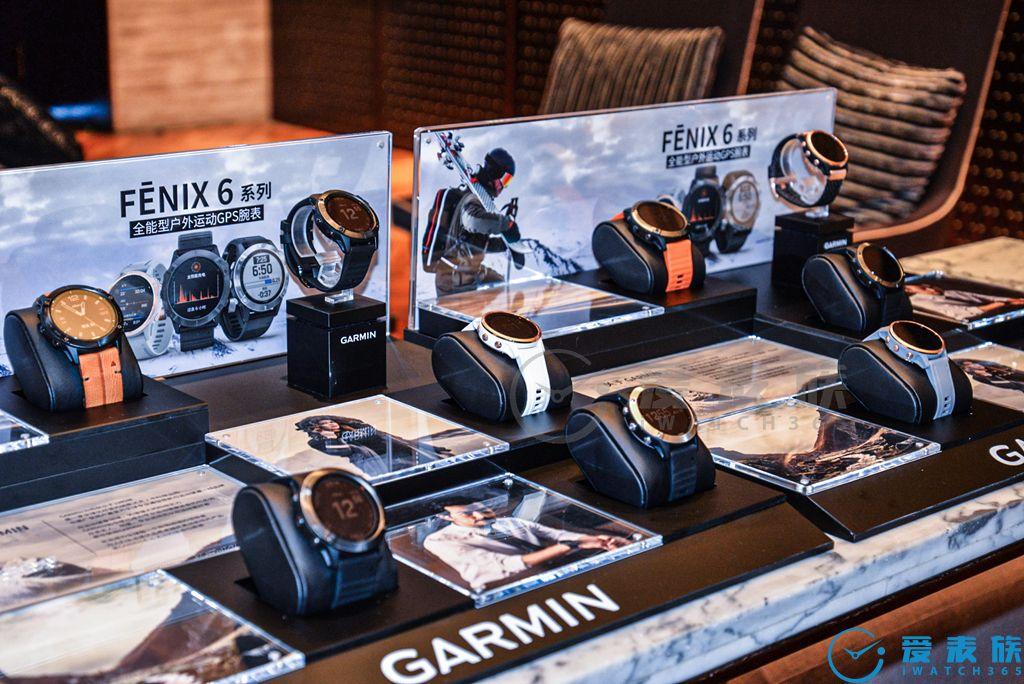 戶外之選, fēnix 6 系列腕表正式發布