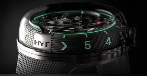 HYT H1.0腕表